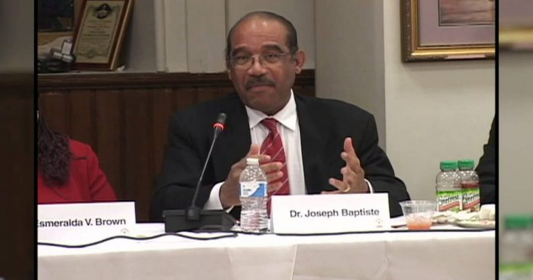 Retired U.S. Army Colonel Joseph Baptiste Charged Bribing Haiti Officials – Clinton Connections