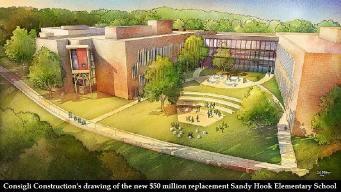 More evidence that Sandy Hook Elementary School had moved to Monroe, CT before the shooting massacre New-sandy-hook-elementary-school-678x381