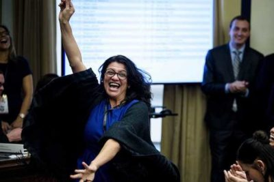 "150,000 Sign Petition to Impeach Muslim Rep. Rashida Tlaib Who Called Trump ""Motherf**er"""