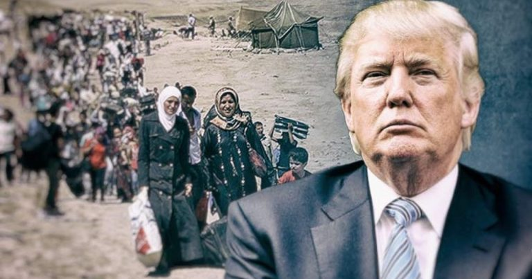 Winning: Trump Reduced Inflow Of Obama's Refugees By More Than 75 Percent In 2018
