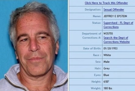 Pedophile Jeffrey Epstein was an informant for Robert Mueller's FBI