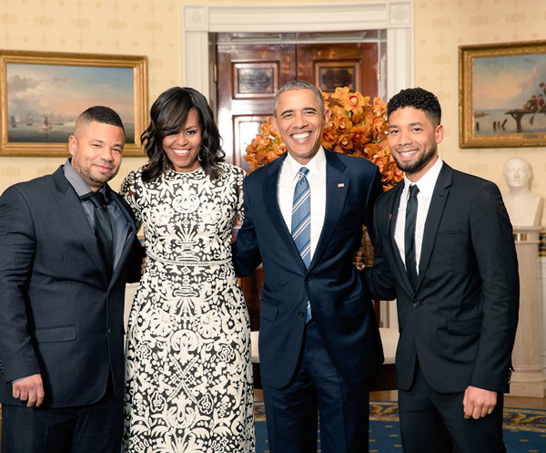 Jussie Smollett Hoax: He Did Not Act Alone, Sources Say It goes all the way up to Obama