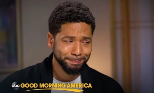 """Doubling down on VICTIMHOOD: Jussie Smollett says he """"feels betrayed"""" by people who don't believe him"""