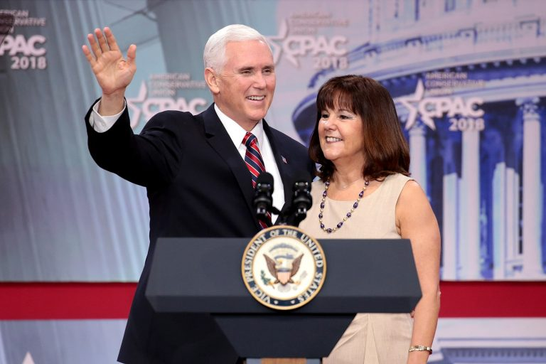 This Is The Reason Why The Left Hates Mike And Karen Pence With A Passion…