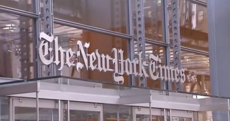 Forget the RACIST VIRGINIA GOVERNOR; The New York Times is all over Trump's tan