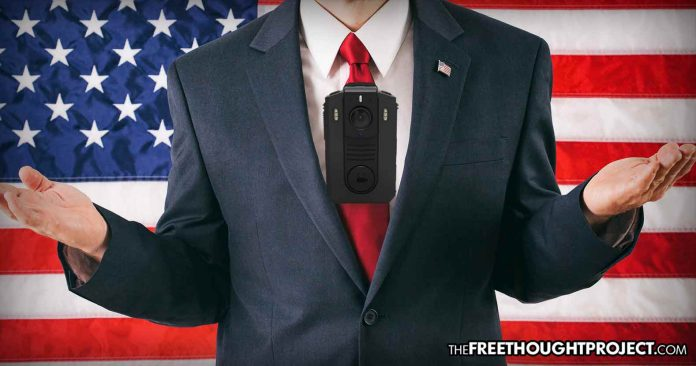Illinois Republican Proposes Revolutionary Bill That Would Force Politicians to Wear Body Cameras to Stop Corruption