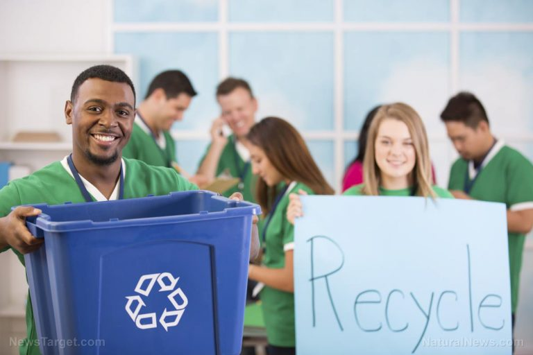The Recycling Scam: Liberal U.S. cities now just burning recyclables because no one wants to accept the raw material