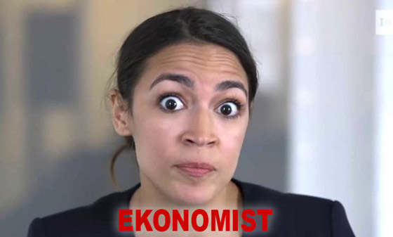New York City Mayor Confirms What We Already Knew: Alexandria Ocasio-Cortez is an Idiot