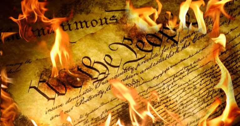 Burning the Constitution: Colorado Dems vote to ditch Electoral College