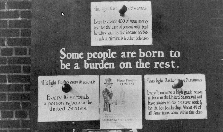 """PBS Documentary on How """"The Eugenics Crusade"""" Started in the U.S. – Not Nazi Germany"""