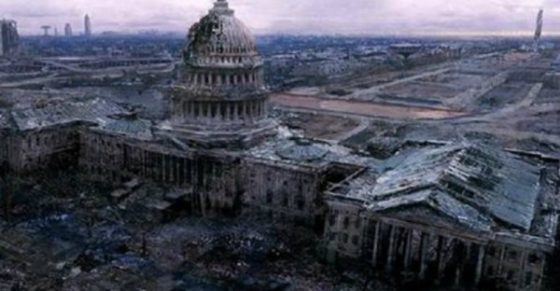 Great Civilizations Aren't Murdered, They Commit Suicide: The U.S.'s Likely Collapse