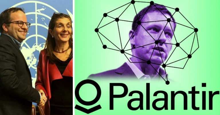 """Breathtaking and Terrifying"": UN Partners With CIA-Funded Palantir"