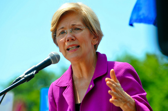 "Elizabeth Warren: ""I Believe It's Time to Start The National, Full-Blown Conversation About Reparations"""