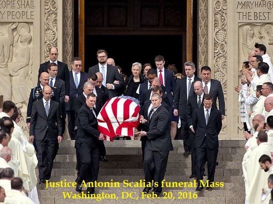 John Podesta sent an assassination email 3 days before suspicious death of Supreme Court Justice Antonin Scalia