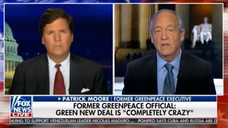 "Greenpeace founder echoes Mike Adams' warning: Ocasio-Cortez Green New Deal is deadly, ""Half the population will die"""