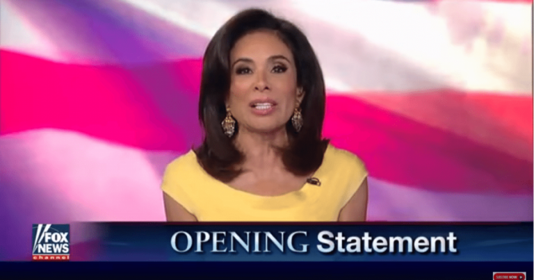 Viewers furious with FOX News' decision to not air Judge Jeanine, threaten boycott