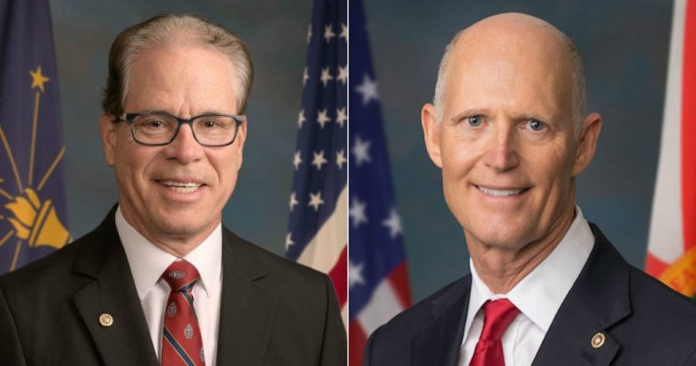These 2 Freshman GOP Senators Don't Want Taxpayers Paying for 'Plush' Pensions for Wealthy Lawmakers