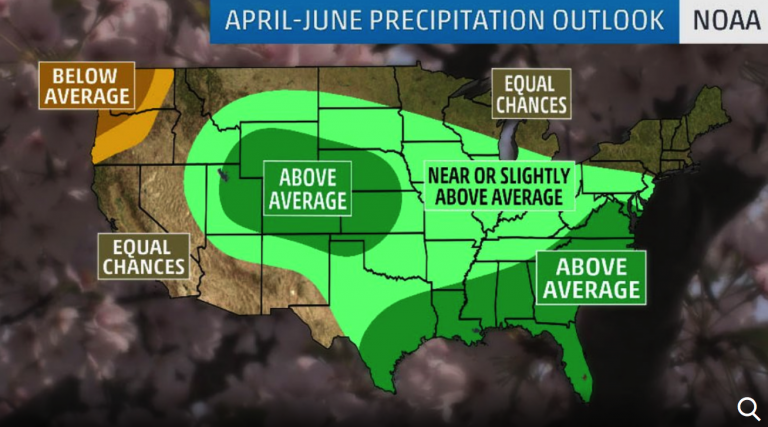 "200 Million People At Risk: National Weather Service Warns Apocalyptic Midwest Floods Are ""A Preview Of What We Expect Throughout The Rest Of The Spring"""
