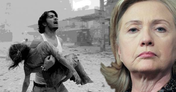 Pulitzer Prize Winning Journalist: Hillary Approved Sending Sarin Gas to Rebels to Frame Assad, Start Syrian War