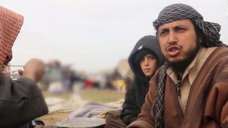 """Islamic State Spokesman Abu Abd al-Azeem: """"What's Our Crime? We Just Wanted To Apply Sharia"""""""