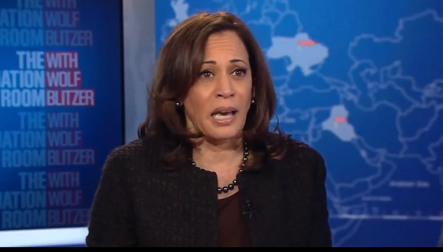 Kamala Harris Rushed to Exploit Jussie Smollett Case. Now She Says She's 'Confused' And 'At A Loss'