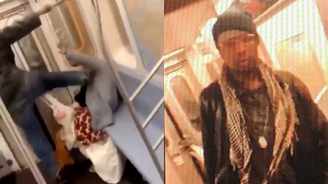VIDEO: Man Kicks 78yo Woman In The Face On NYC Subway As Onlookers Film