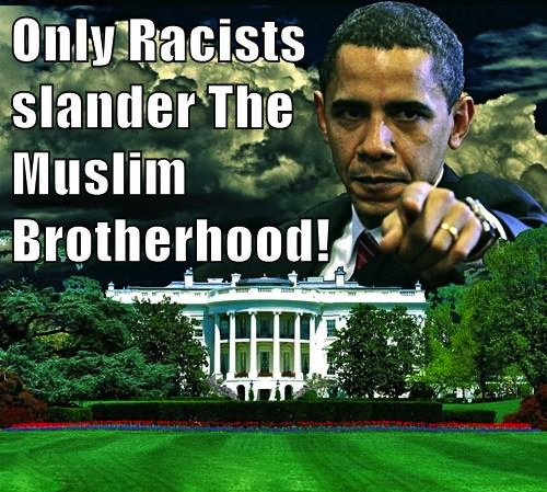 Egyptian Media: Barack Obama is a Member of the Muslim Brotherhood