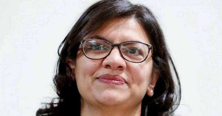 "Muslim Rep. Rashida Tlaib: Democrats Were Upset With Omar's Anti-Semitism Because Of ""Islamophobia"""