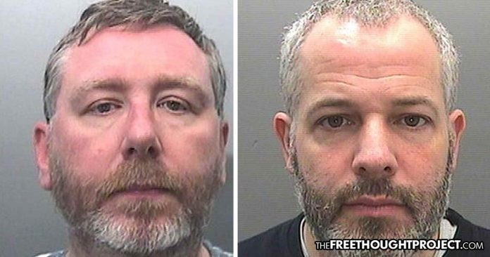 Cop and State Attorney Jailed After Fellow Cops Caught them Raping a Baby and Filming It