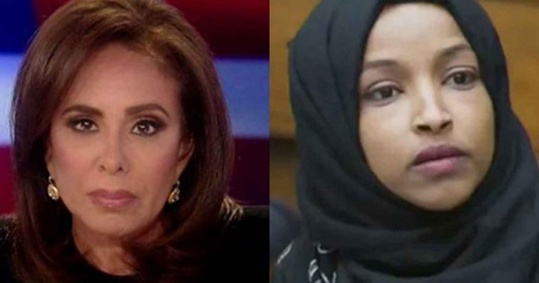 Fox Condemns Jeanine Pirro For Asking If Omar Is Pro-Sharia