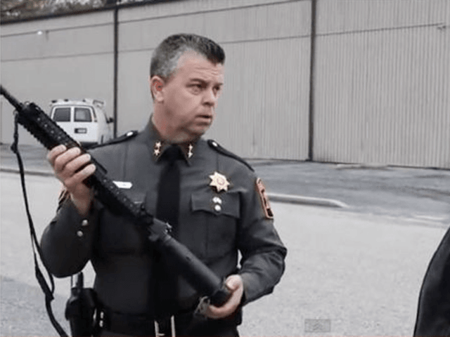 "Maryland Sheriff on Gun Confiscation Bills — ""We Will Not Comply"""