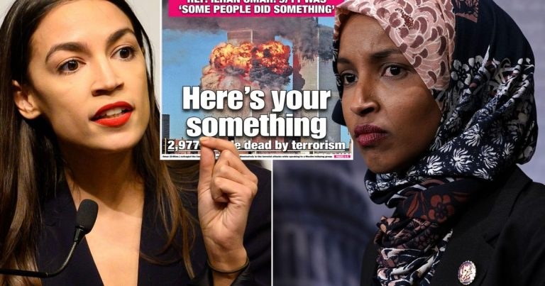 What the _____? ISIS Praises Ilhan Omar, Rashida Tlaib & 'AOC'​ — The Unvarnished Truth May Shock You