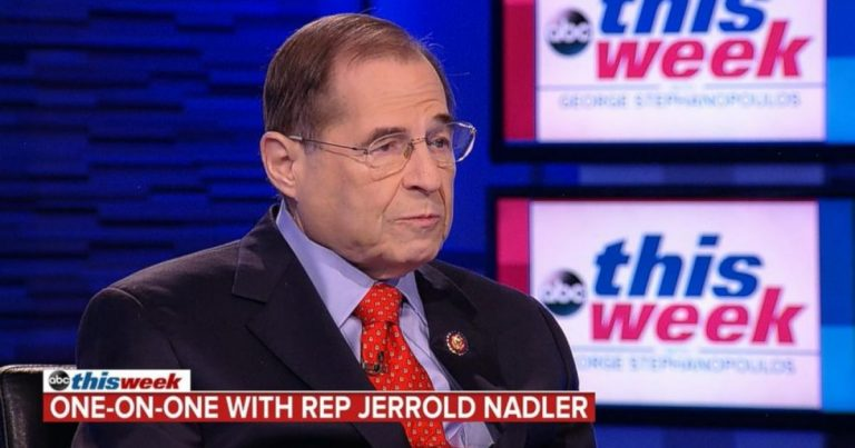 Jerrold Nadler: Another Socialist In Congress