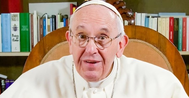Globalist Pope Declares War on America — Sends Half a Million Dollars to Assist Migrants Trying to Enter