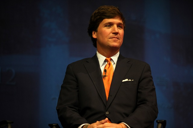 Tucker Carlson's Ratings Beat CNN's Entire Prime Time Line Up Combined. Now CNN Is Targeting His Advertisers.