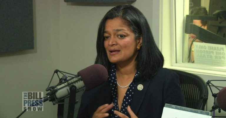 Dem Pramila Jayapal: Government MUST regulate behavior of ALL Americans to protect transgender freedom
