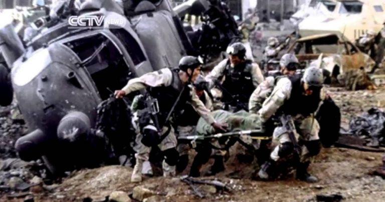 "Ilhan Omar Attacks ""Black Hawk Down"" American Soldiers"