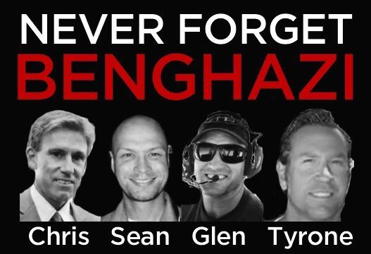 "NEVER Forget: Benghazi… Obama's 10PM Call to Clinton Was About Crafting a ""Cover Story"" While 2 Victims Were Still Alive"