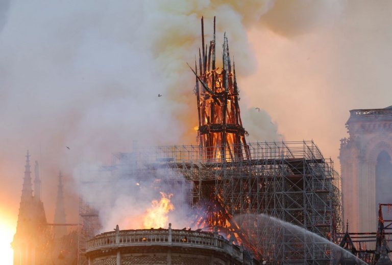Early, unconfirmed reports claim Notre Dame fire in Paris was intentional: Is this part of the ongoing war against Christianity?