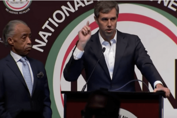 Whitey Has to Pay — Beto O'Rourke Proposes Slavery Reparations