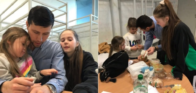 Sweden Seizes Russian Dad's Kids to Give to Muslim Family, Dad Takes Kids Back And Flees to Poland