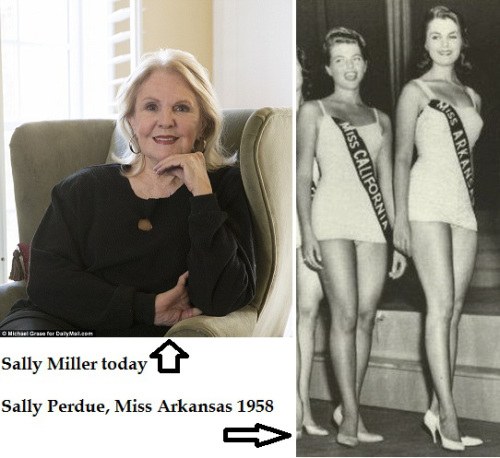 Former Miss Arkansas: Hillary Clinton is a lesbian and Bill wore my frilly nighty