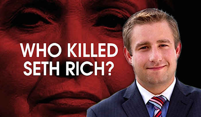 "2016: Julian Assange Suggests MURDERED DNC STAFFER Seth Rich Was Wikileaks Source: ""We Have To Understand How High The Stakes Are In the United States"""