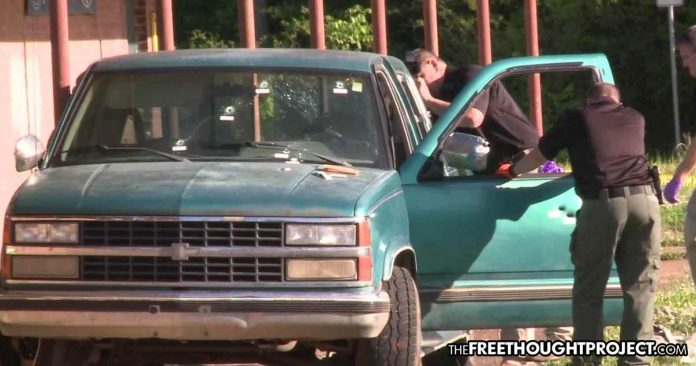 Oklahoma City: Cops Open Fire on Truck Full of Kids, Shooting 3 of Them, One in the Head