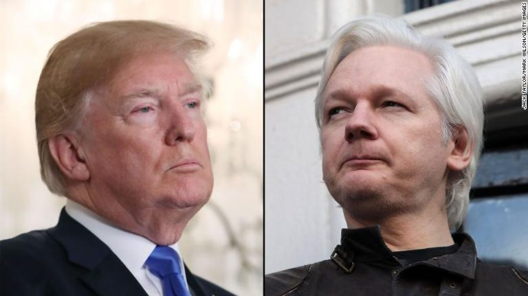 Why is Trump Lying About WikiLeaks and Assange?