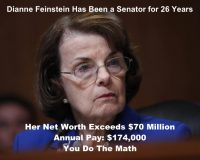 BUSTED: Feinstein Caught In Treasonous Lie About Secret Iran Meeting — It Was NOT Sanctioned