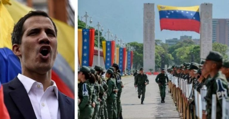 The Coup Attempt in Venezuela: What You're Not Being Told