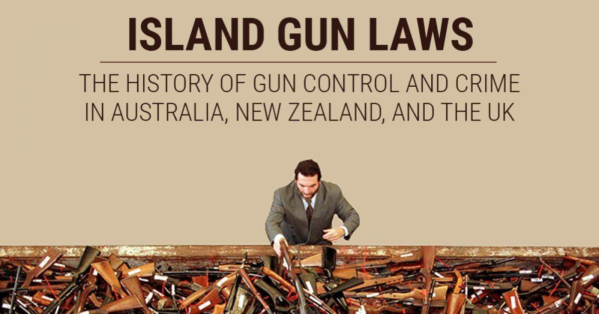 The History Of Gun Control & Crime In Australia, New