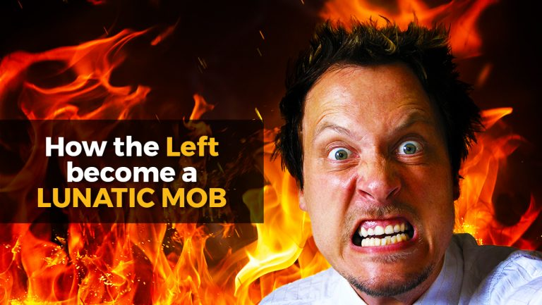 Radical Left endorses widespread violence and assaults on conservatives and Christians… death squads the next step?