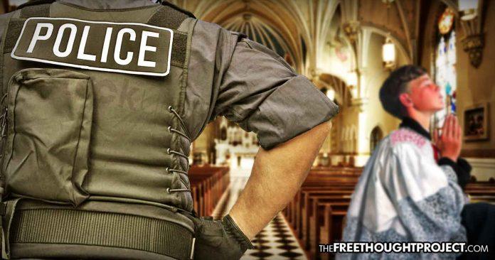 Bombshell: Pennsylvania Cops Knew About & Covered Up Massive Catholic Church Pedophile Ring